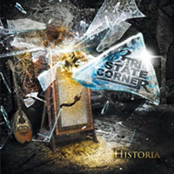 TRI STATE CORNER - Historia - Digipak-CD
