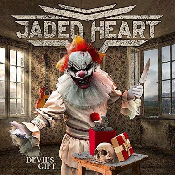 JADED HEART - Devil's Gift - CD Jewelcase