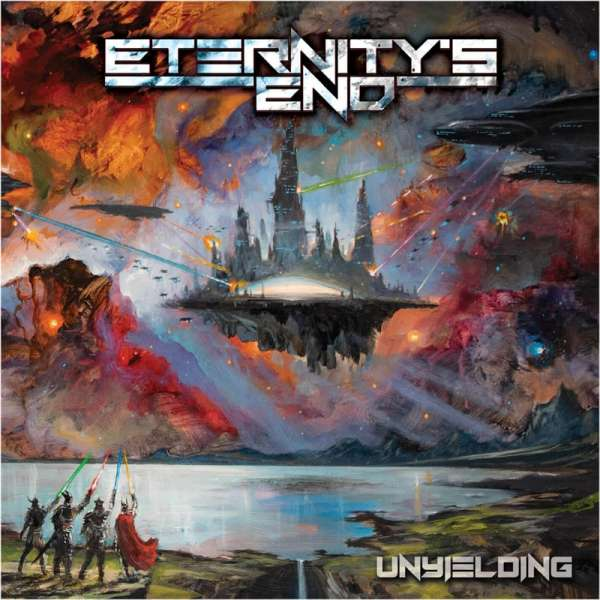ETERNITY'S END - Unyielding - CD (Jewelcase)