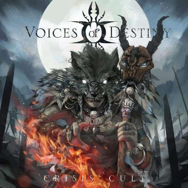 VOICES OF DESTINY - Crisis Cult - CD Jewelcase