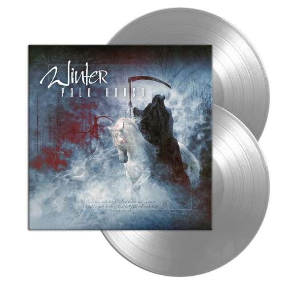 WINTER – Pale Horse - Ltd. SILVER 2-LP (incl. Bonus-CD)