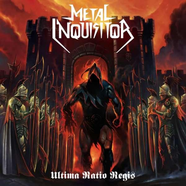 METAL INQUISITOR - Ultima Ratio Regis - CD Jewelcase