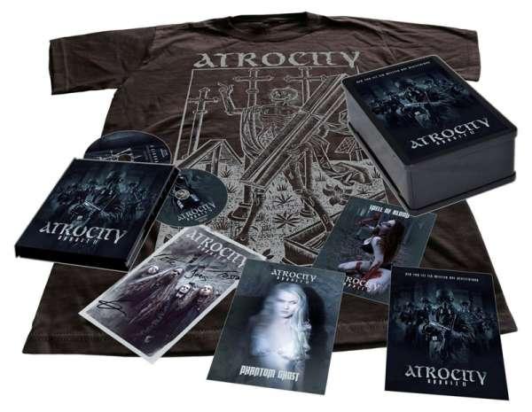 ATROCITY - Okkult II - Ltd. Boxset