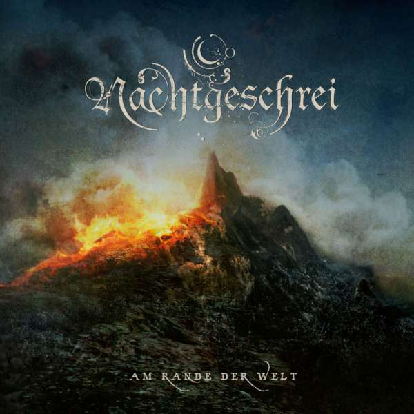 NACHTGESCHREI - Am Rande Der Welt - CD Jewelcase