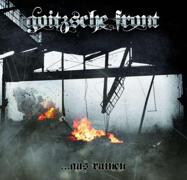 GOITZSCHE FRONT - ...Aus Ruinen - CD Jewelcase
