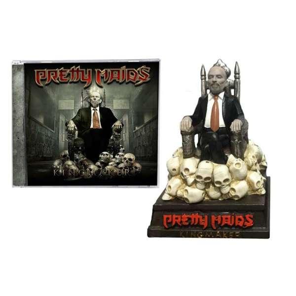 PRETTY MAIDS - Kingmaker - Ltd. Boxset