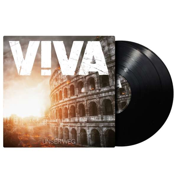 VIVA - Unser Weg - Gtf. BLACK 2-LP