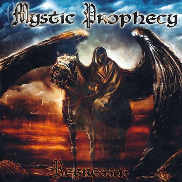 MYSTIC PROPHECY - Regressus (Re-Release) - Digipak-CD