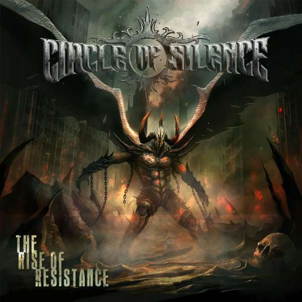 CIRCLE OF SILENCE - The Rise Of Resistance - CD Jewelcase