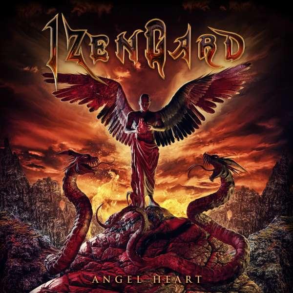 IZENGARD - Angel Heart - Digipak-CD