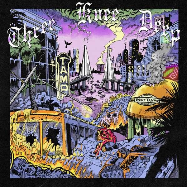 THREE KNEE DEEP - Three Knee Deep - CD (Jewelcase)