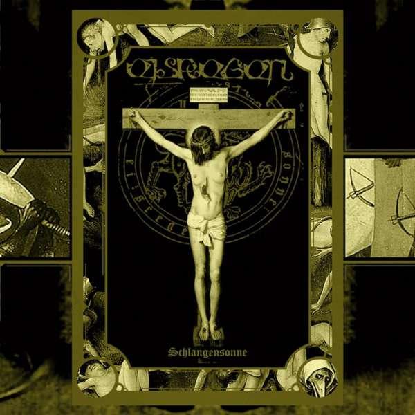 EISREGEN - Schlangensonne - CD Jewelcase