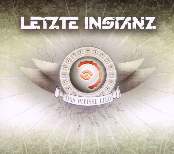 LETZTE INSTANZ - Das Weisse Lied - CD Jewelcase