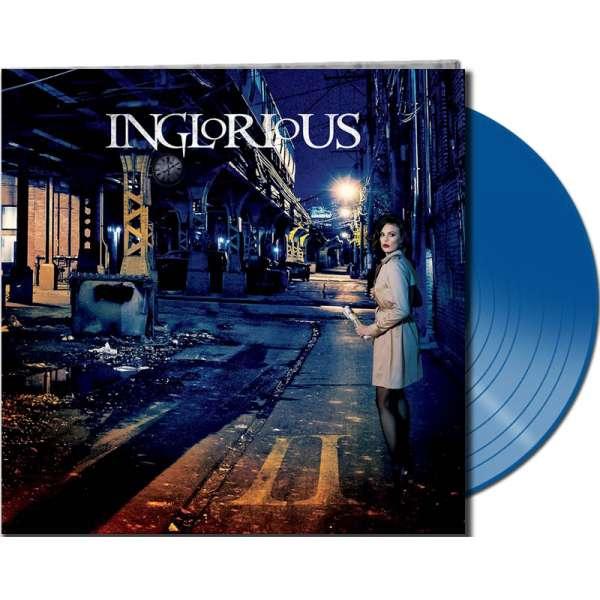 INGLORIOUS - Inglorious II - Ltd. Gatefold BLUE LP