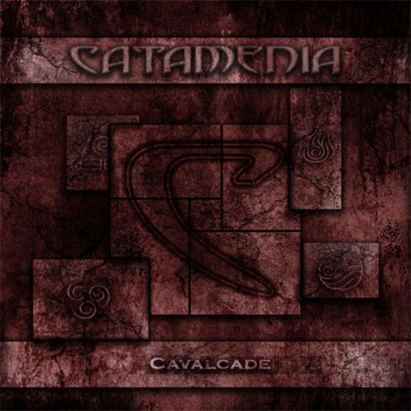 CATAMENIA - Cavalcade - CD Jewelcase