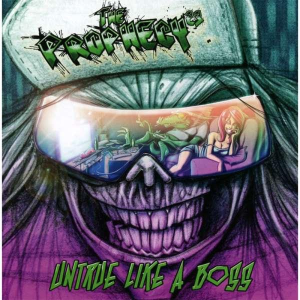 THE PROPHECY 23 - Untrue Like A Boss - CD Jewelcase