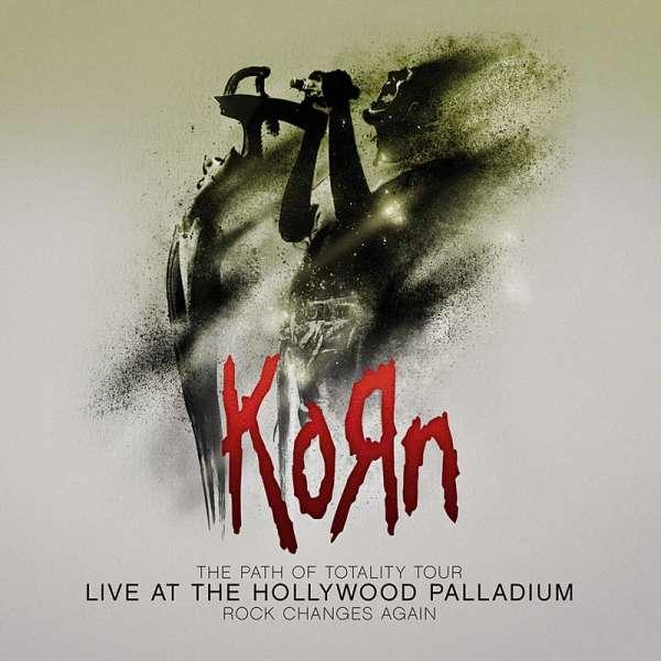 KORN - Live At The Hollywood Palladium (DVD/CD)