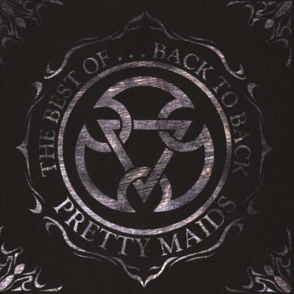 PRETTY MAIDS - The Best Of...Back To Back - CD Jewelcase