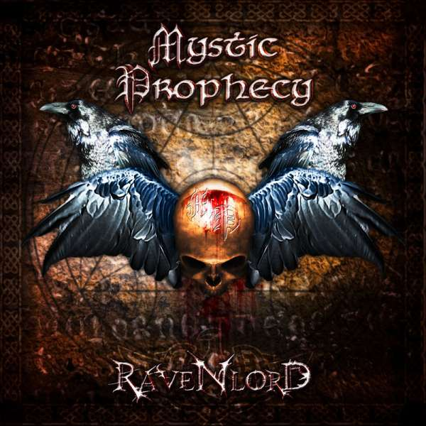 MYSTIC PROPHECY - Ravenlord - CD Jewelcase