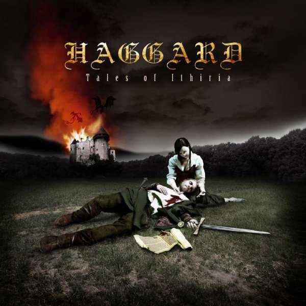HAGGARD - Tales Of Ithiria - CD Jewelcase