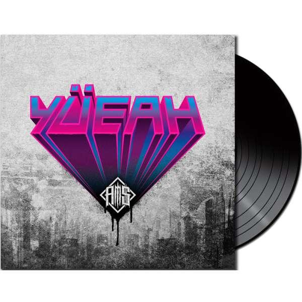 ALLES MIT STIL - Yüeah - Ltd. BLACK Vinyl