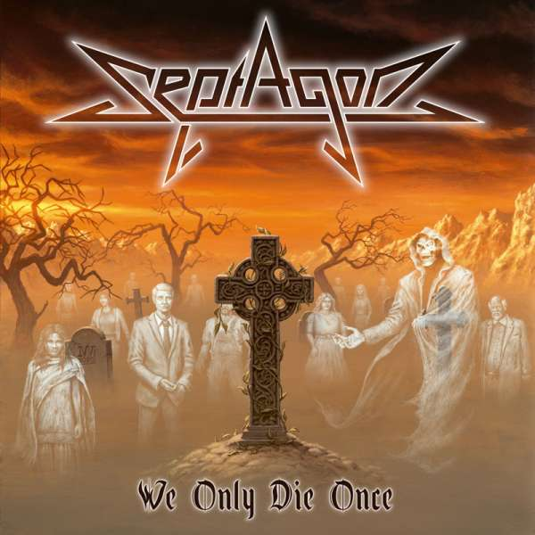 SEPTAGON - We Only Die Once - Digipak-CD