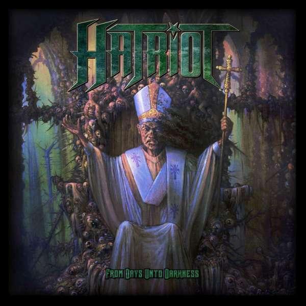 HATRIOT - From Days Unto Darkness - Ltd. Digipak-CD
