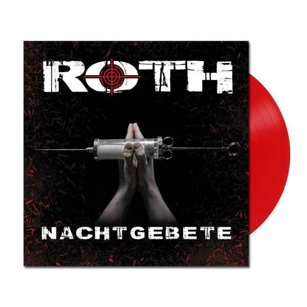 ROTH - Nachtgebete - Ltd. RED LP