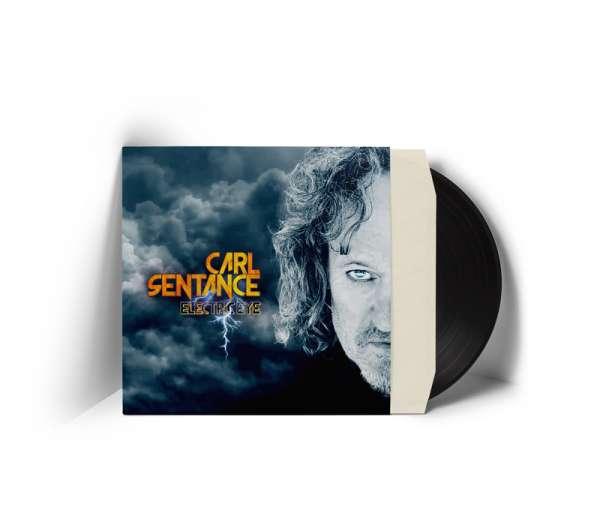 Carl SENTANCE - Electric Eye - Ltd. BLACK Vinyl