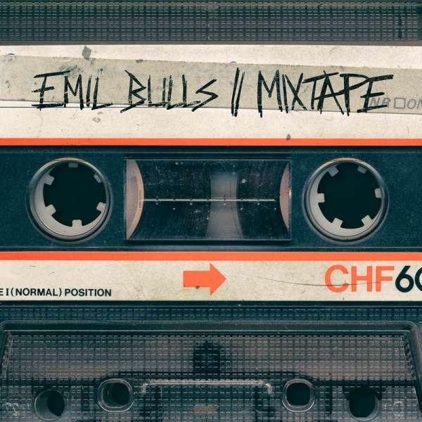 EMIL BULLS - Mixtape - Digipak CD