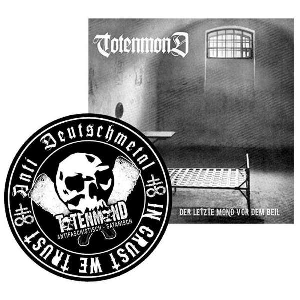 TOTENMOND - Der Letzte Mond Vor Dem Beil - Ltd. Digipak-CD (incl. Patch)