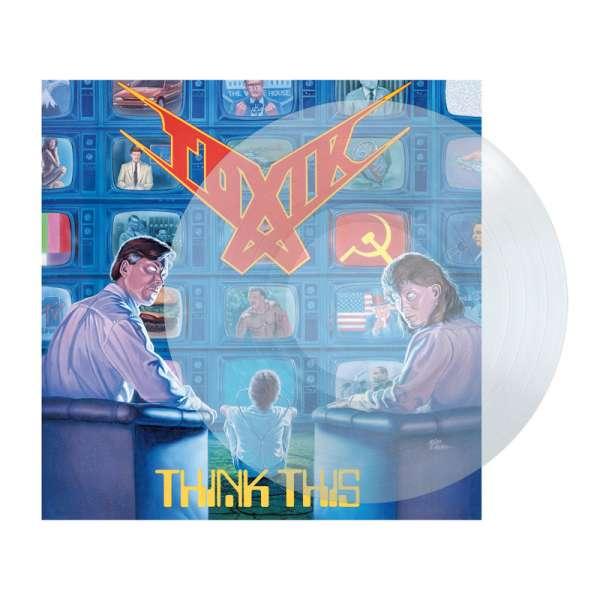 TOXIK - Think This - Ltd. CLEAR LP
