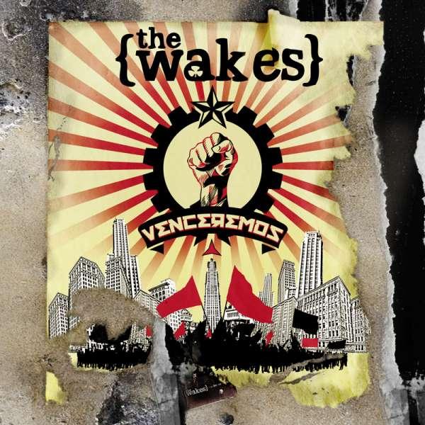 THE WAKES - Venceremos - CD Jewelcase