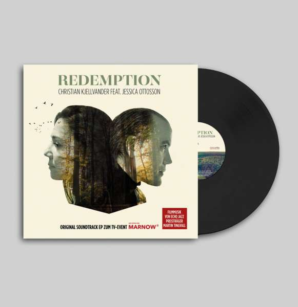 """CHRISTIAN KJELLVANDER/JESSICA OTTOSSON - Redemption (Soundtrack """"Die Toten von Marnow"""") - Vinyl-EP"""
