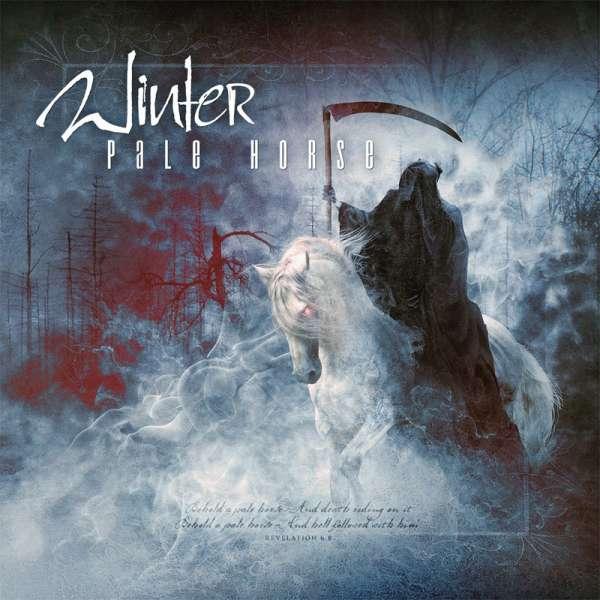 WINTER – Pale Horse - Digipak-CD (incl. Bonustrack)