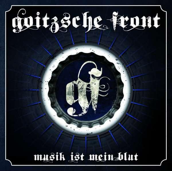 GOITZSCHE FRONT - Musik Ist Mein Blut - CD Jewelcase