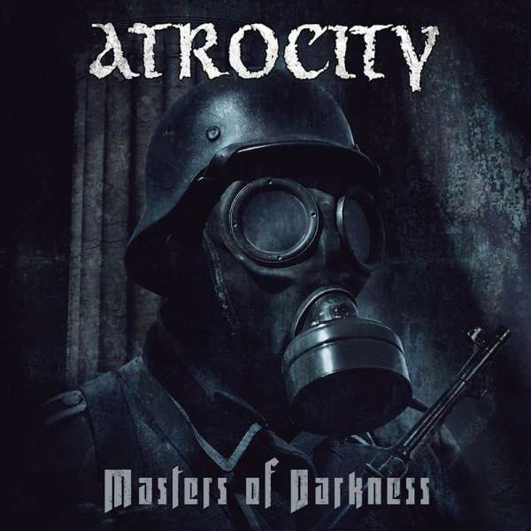 ATROCITY - Masters Of Darkness EP - Digipak-CD