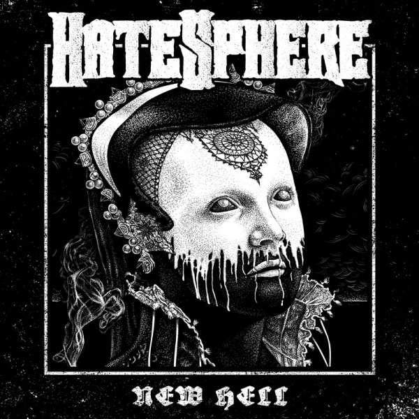 HATESPHERE - New Hell - Ltd. Digipak-CD