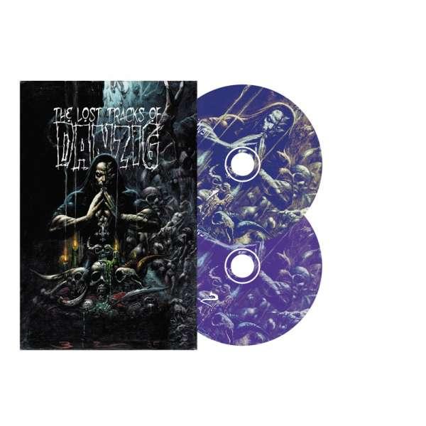 Danzig - The Lost Tracks Of Danzig - 2CD Mediabook