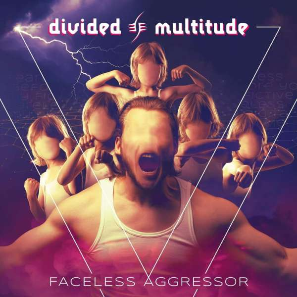 DIVIDED MULTITUDE - Faceless Aggressor - CD (Jewelcase)
