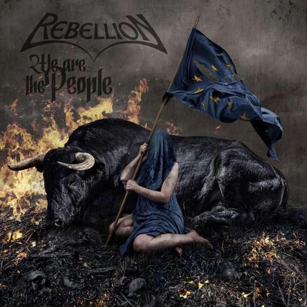 REBELLION - We Are The People - Digipak-CD