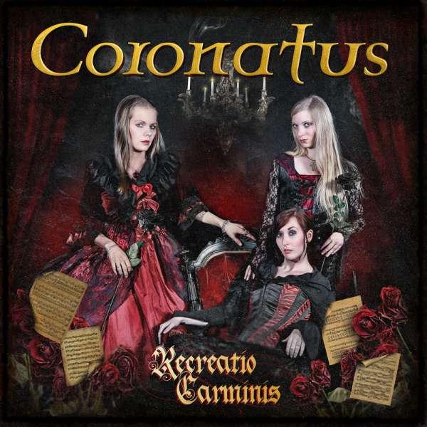 CORONATUS - Recreatio Carminis - CD Jewelcase