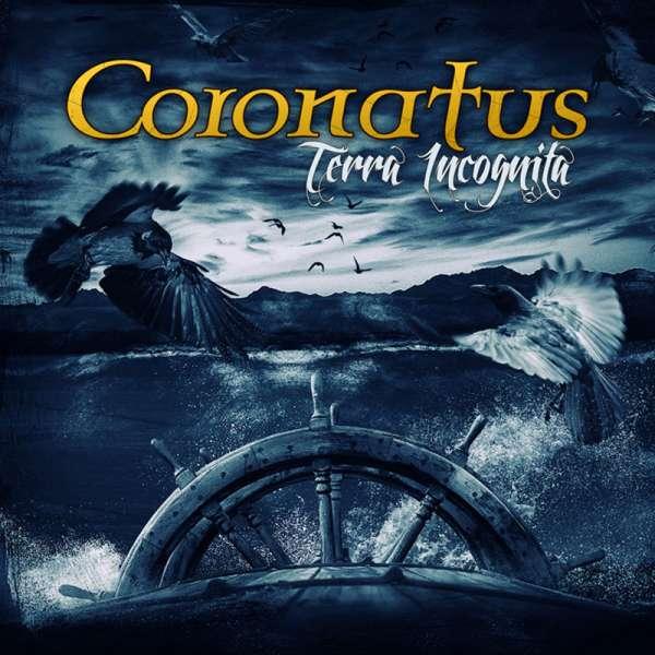 CORONATUS - Terra Incognita - Ltd. Digipak-CD