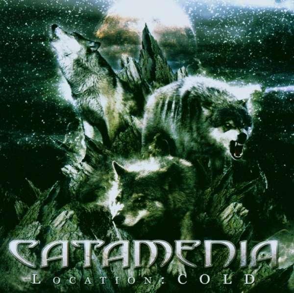 CATAMENIA - Location: Cold - CD Jewelcase