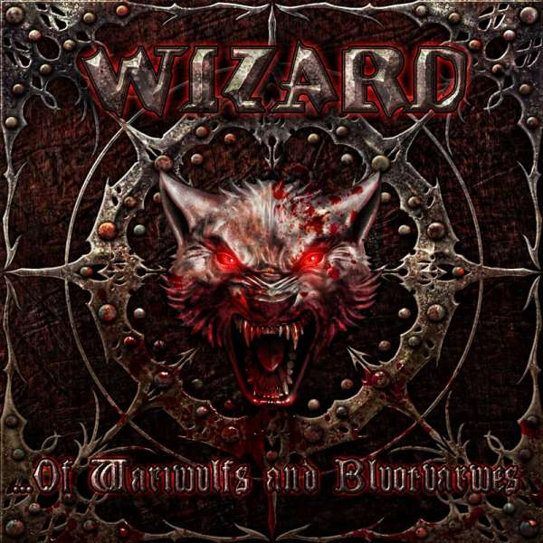 WIZARD - ...Of Wariwulfs And Bluotvarwes - CD Jewelcase