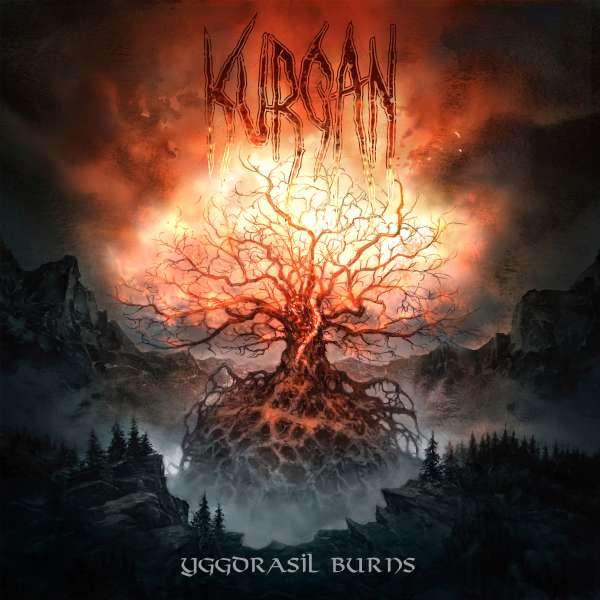KURGAN - Yggdrasil Burns - CD Jewelcase