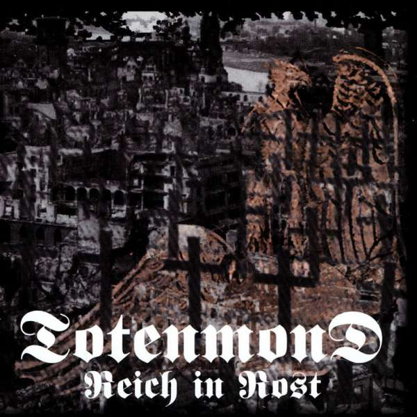 TOTENMOND - Reich In Rost - CD Jewelcase