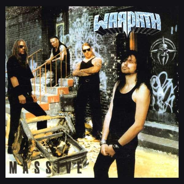 WARPATH - Massive (Re-Release) - CD Jewelcase