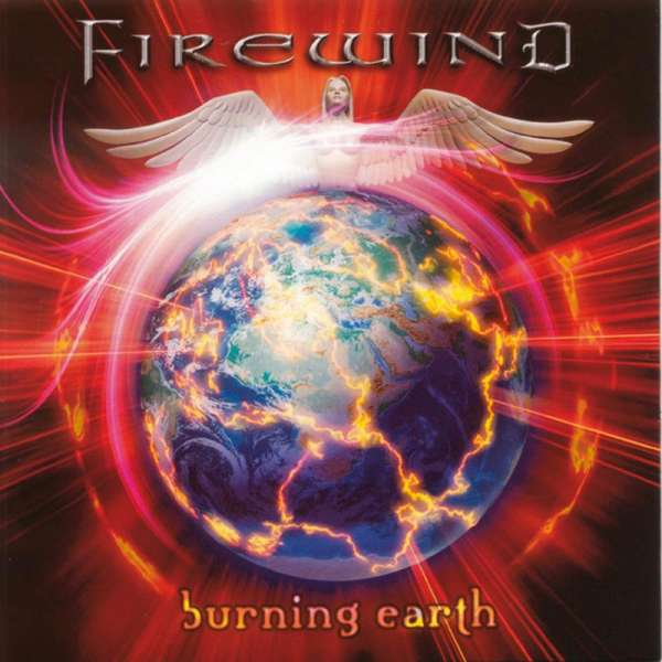 FIREWIND - Burning Earth - CD Jewelcase