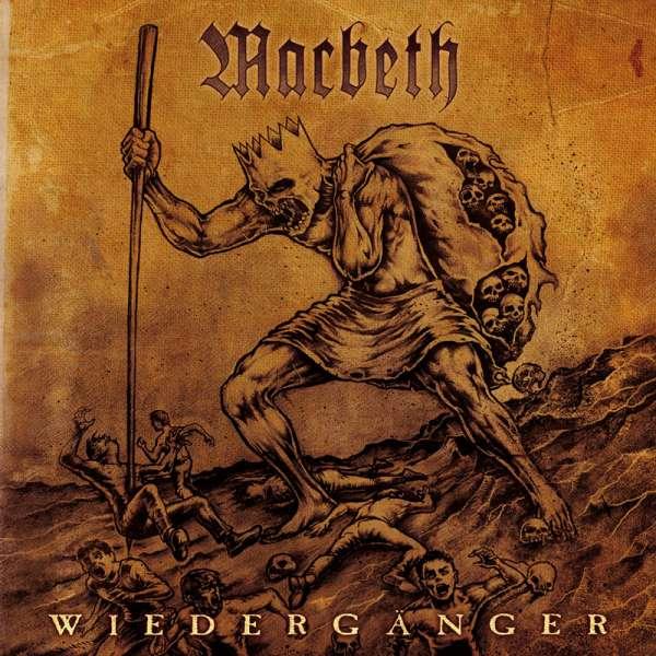 MACBETH - Wiedergänger - CD Jewelcase